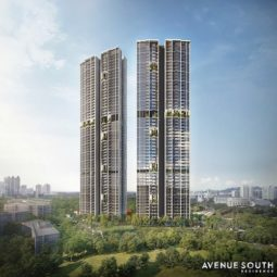 Avenue South Residence Singapore