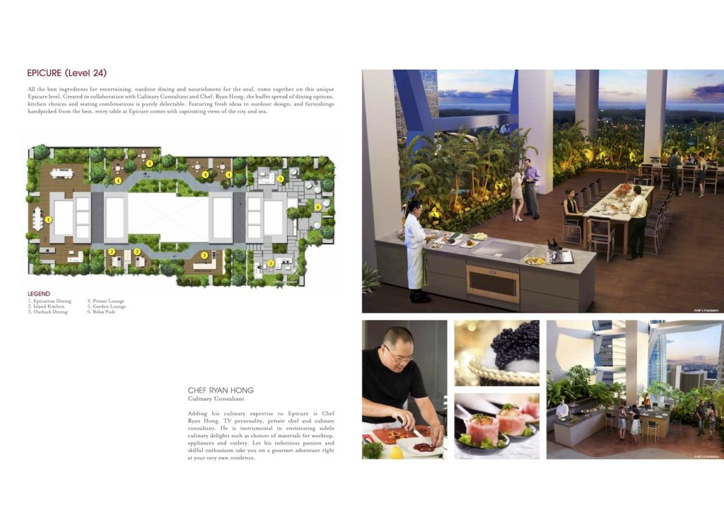 V on Shenton Site Plan 2 Singapore