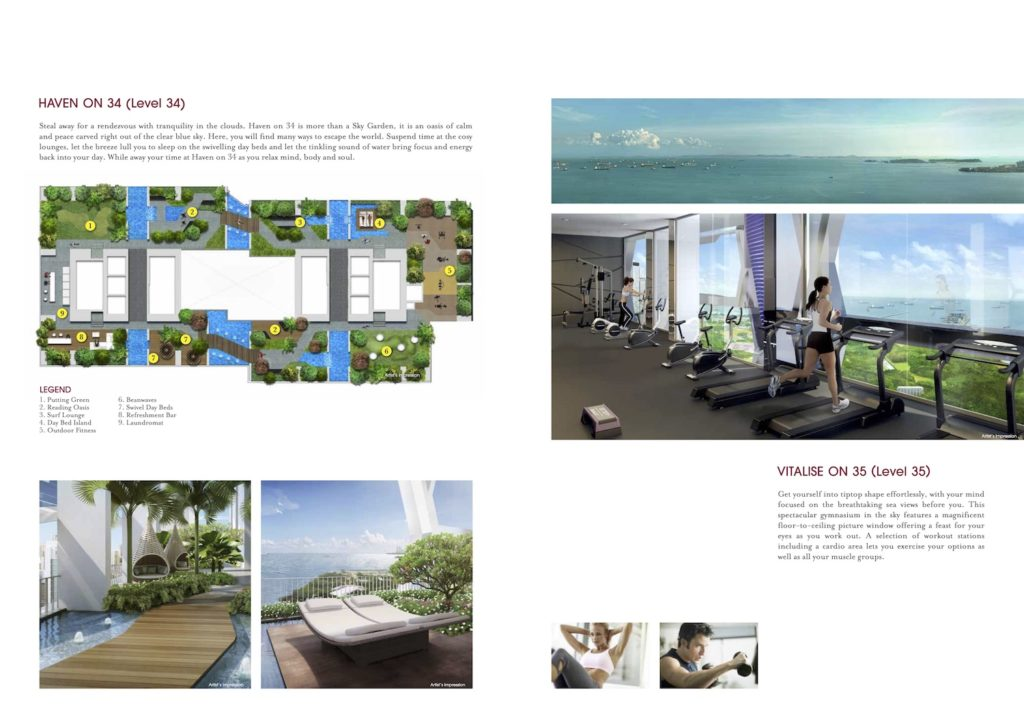 V on Shenton Site Plan 3 Singapore